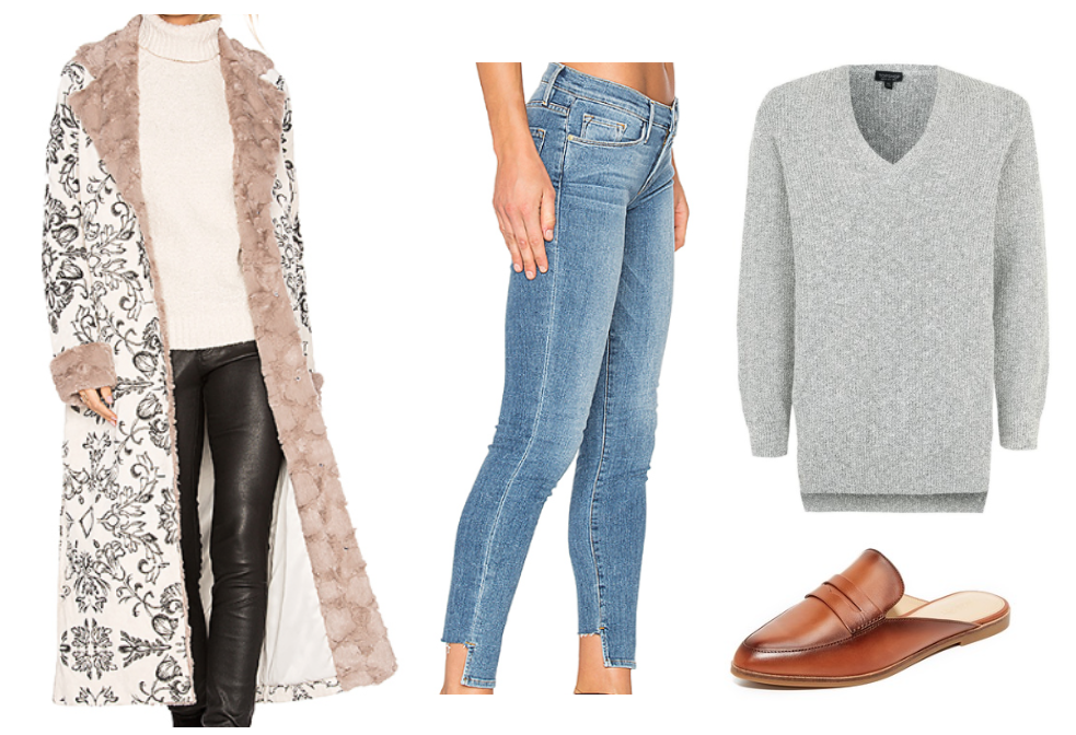 Transitioning from Winter to Spring Fashionably