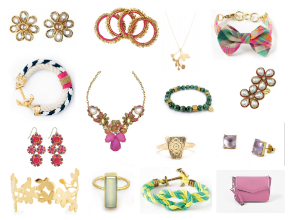 our fave spring accessories