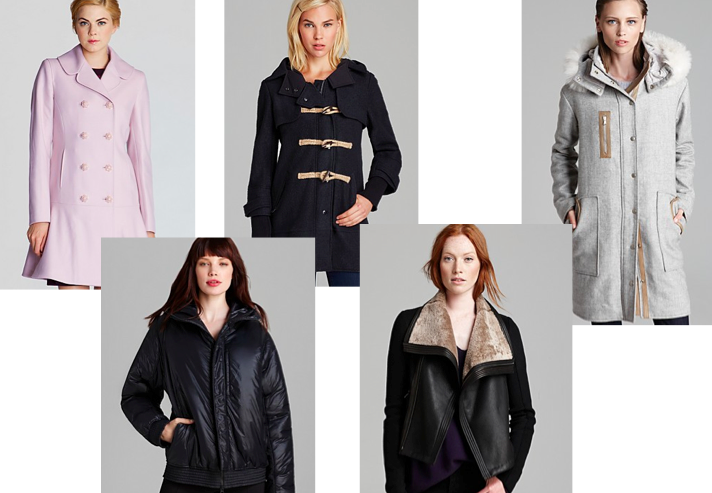bundle up in winter's cutest coats