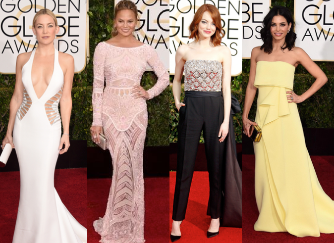 4 best dressed stars from the 2015 golden globe awards