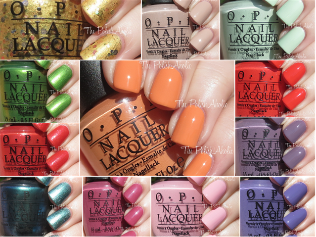 hawaii collection polish