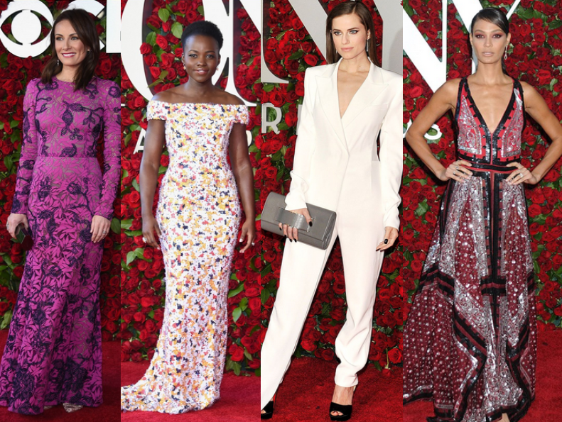 favorite looks from the tony 2016 awards