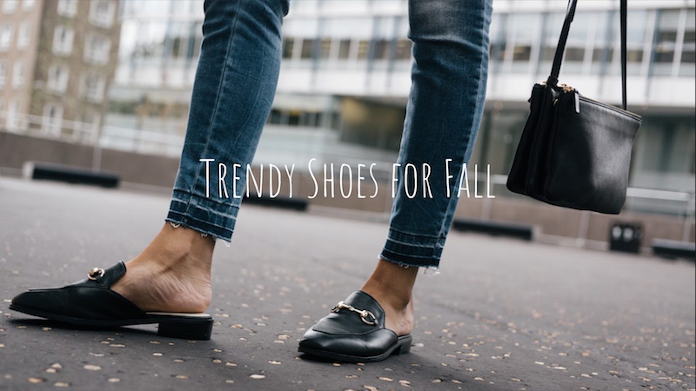 trendy shoes for fall
