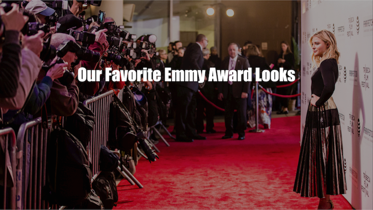Our Favorite Red Carpet Accessories from The Emmys
