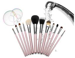 wash your makeup brushes